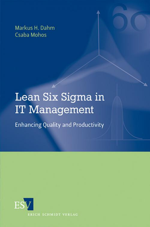 Lean Six Sigma in IT Management cover