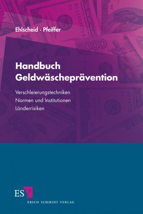 Handbuch Geldwäscheprävention cover