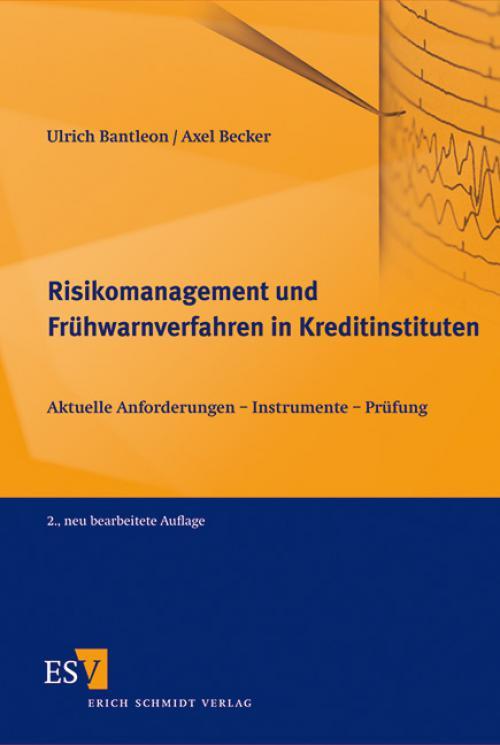 Risikomanagement und Frühwarnverfahren in Kreditinstituten cover