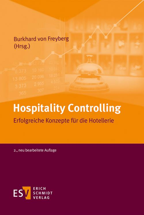 Hospitality Controlling cover