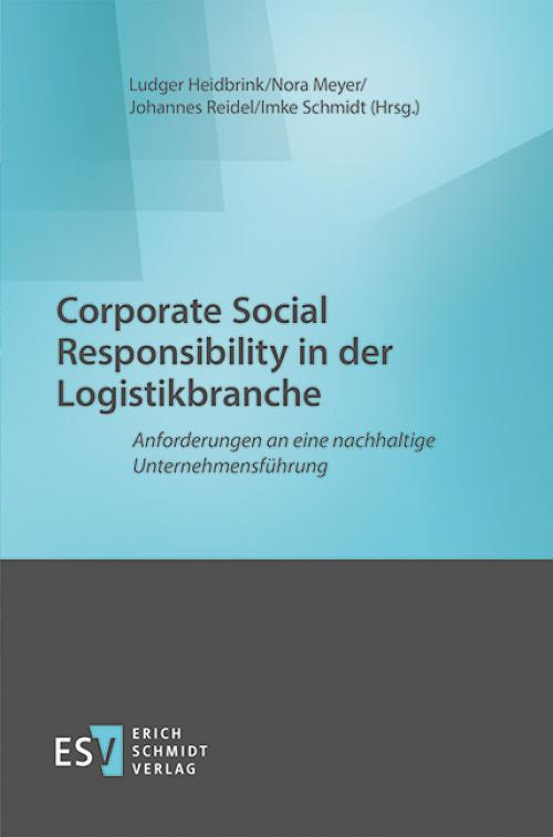 Corporate Social Responsibility in der Logistikbranche cover