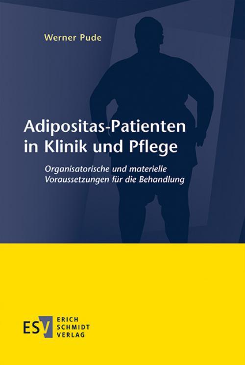 Adipositas-Patienten in Klinik und Pflege cover