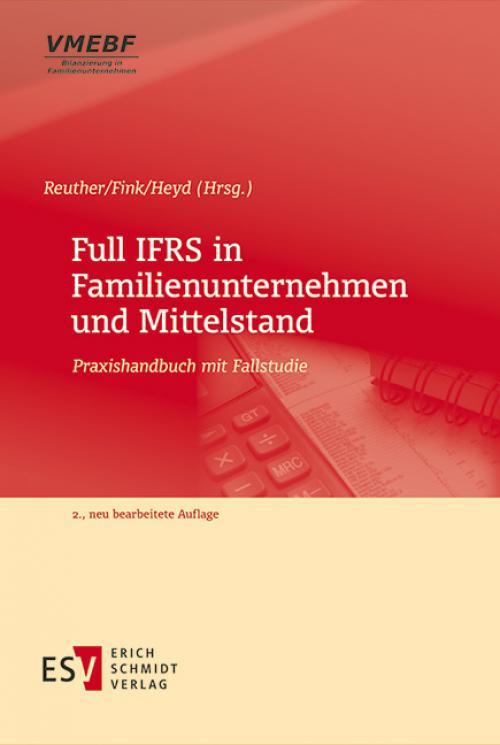 Full IFRS in Familienunternehmen und Mittelstand cover