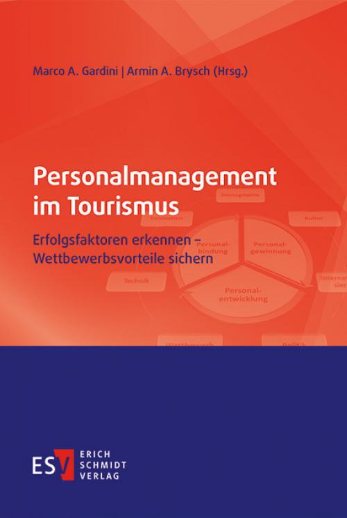 Personalmanagement im Tourismus cover