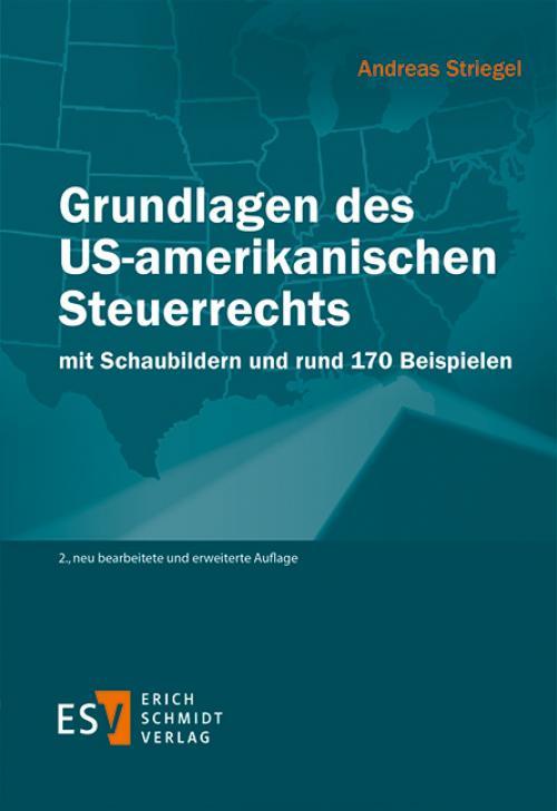 Grundlagen des US-amerikanischen Steuerrechts cover