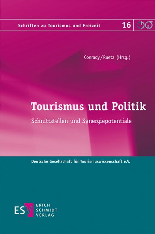 Tourismus und Politik cover