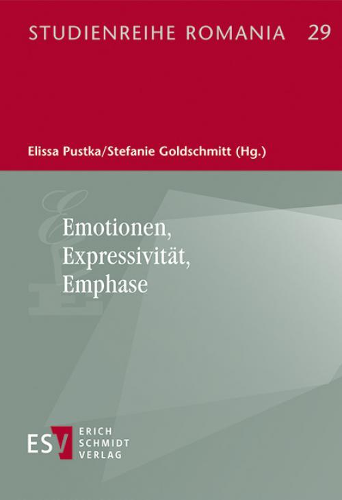 Emotionen, Expressivität, Emphase cover