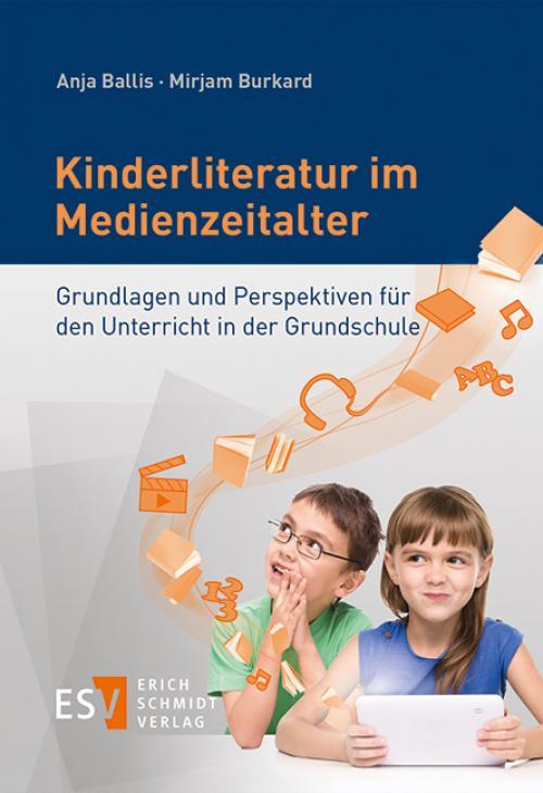 Kinderliteratur im Medienzeitalter cover