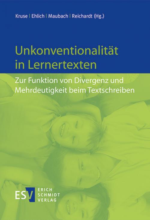 Unkonventionalität in Lernertexten cover