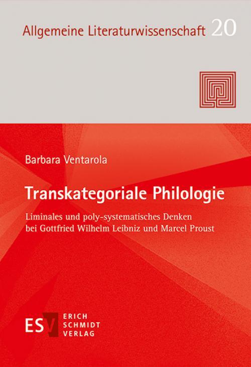 Transkategoriale Philologie cover