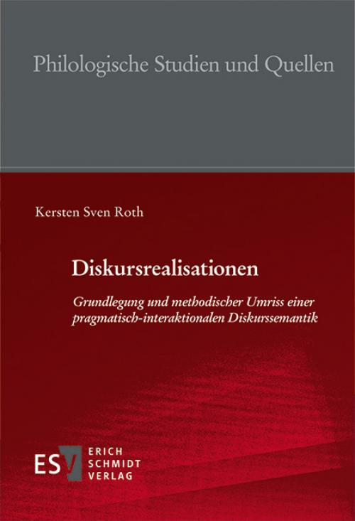 Diskursrealisationen cover