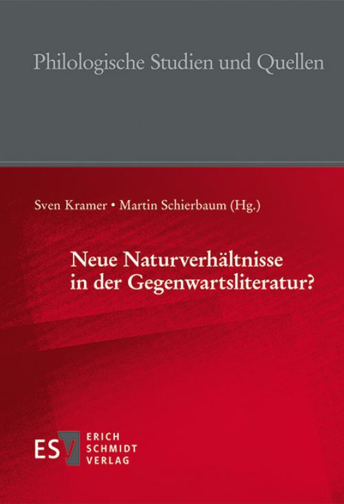 Neue Naturverhältnisse in der Gegenwartsliteratur? cover