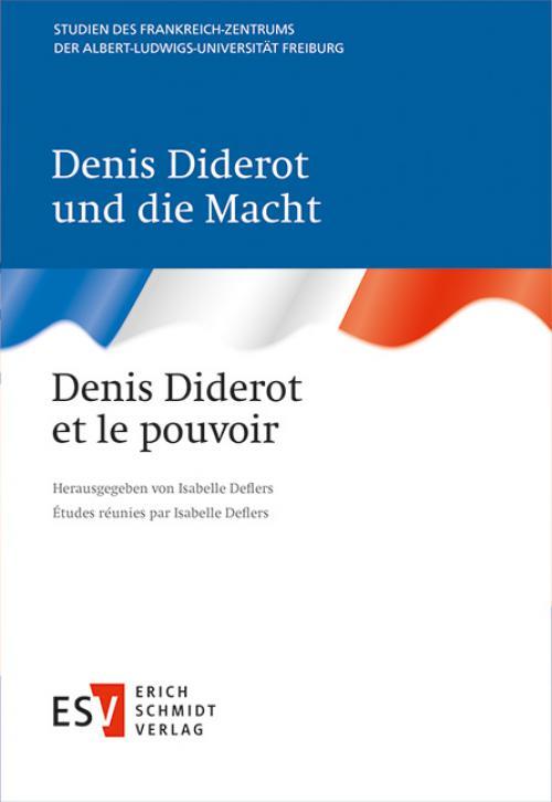 Denis Diderot und die Macht Denis Diderot et le pouvoir cover