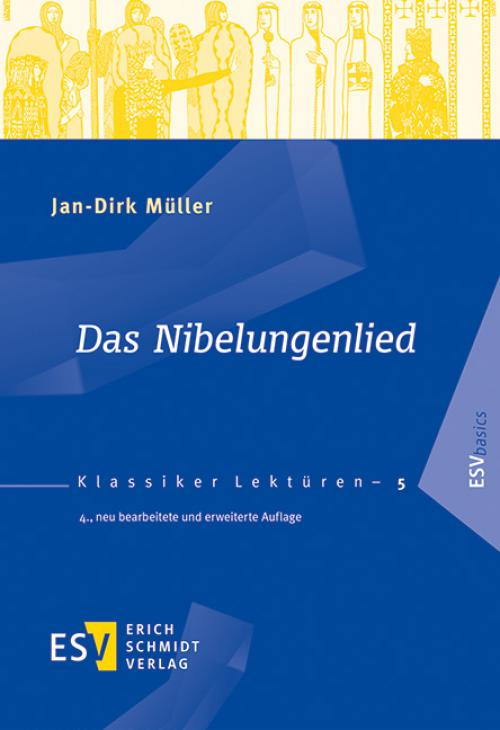 Das Nibelungenlied cover