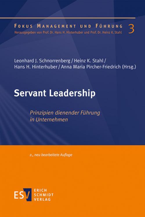 Servant Leadership cover