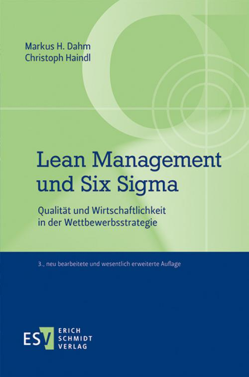Lean Management und Six Sigma cover