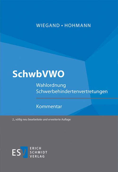 SchwbVWO cover