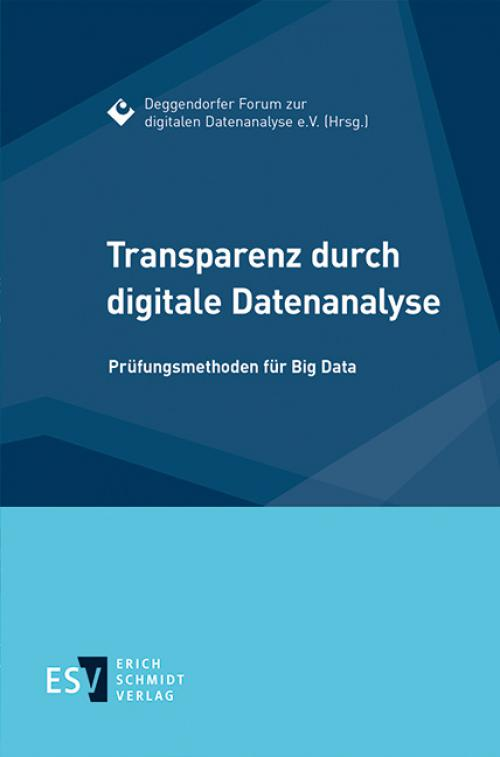 Transparenz durch digitale Datenanalyse cover