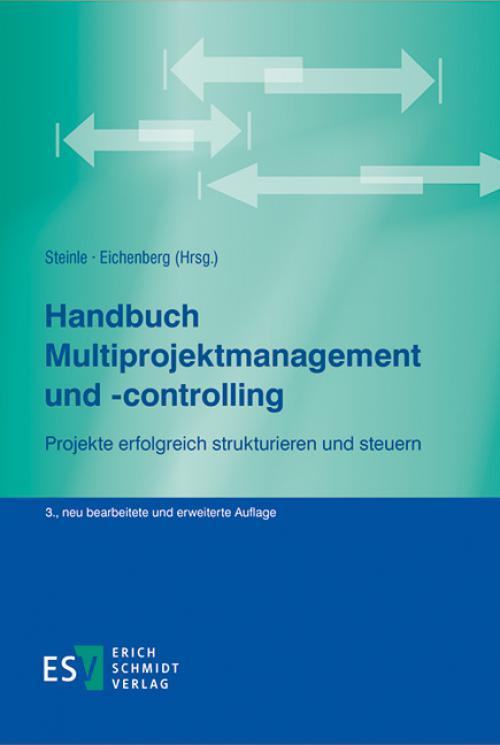 Handbuch Multiprojektmanagement und -controlling cover