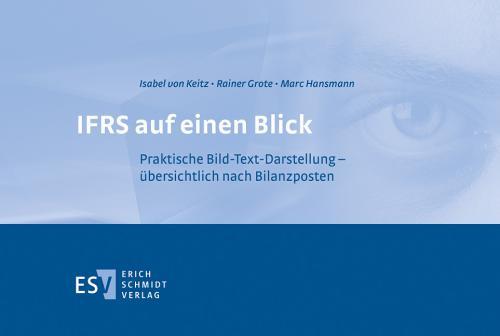 IFRS auf einen Blick cover