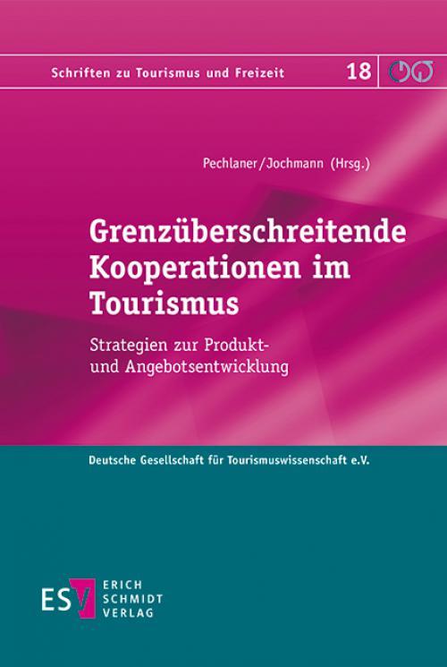 Grenzüberschreitende Kooperationen im Tourismus cover