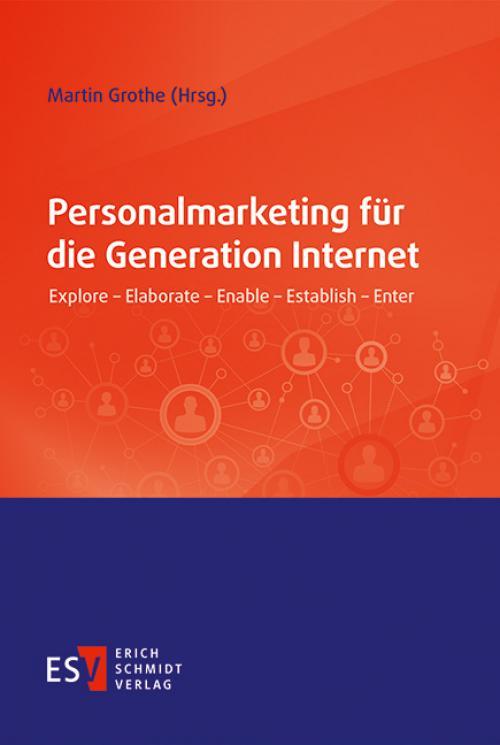 Personalmarketing für die Generation Internet cover