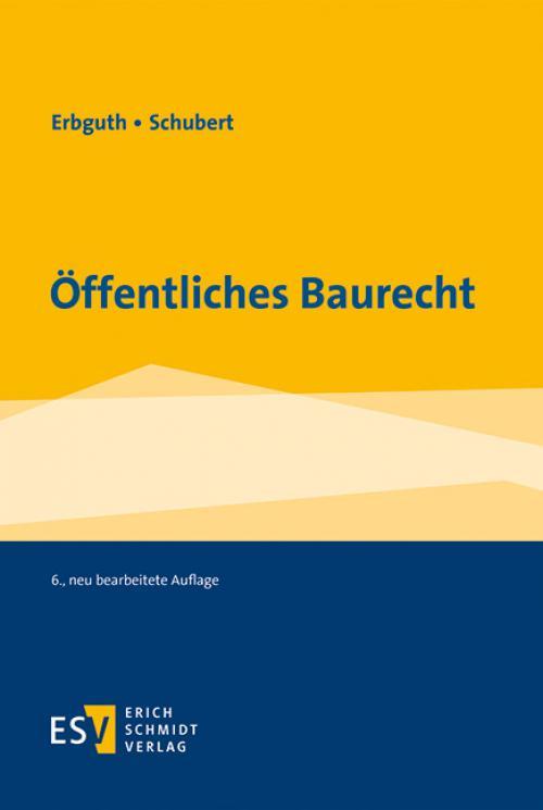 Öffentliches Baurecht cover