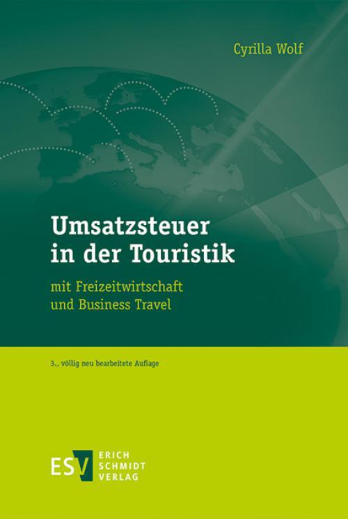 Umsatzsteuer in der Touristik cover