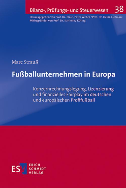 Fußballunternehmen in Europa cover