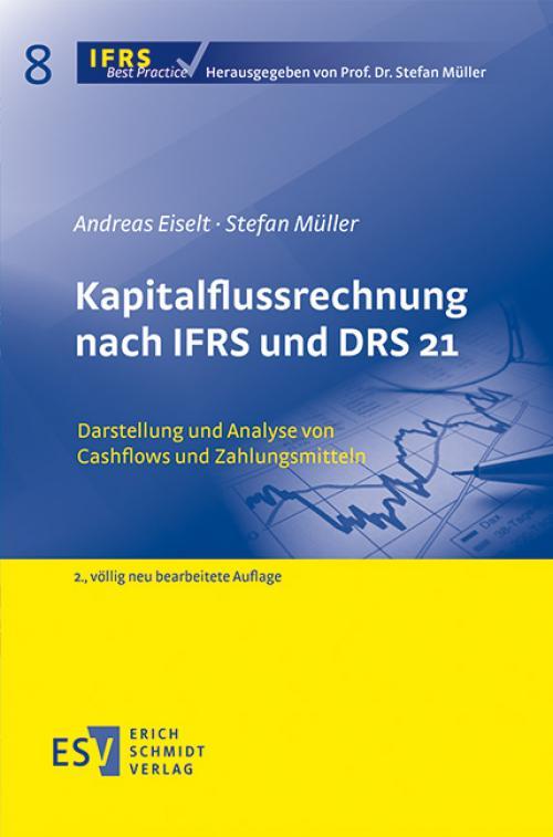 Kapitalflussrechnung nach IFRS und DRS 21 cover
