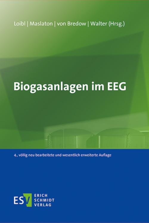 Biogasanlagen im EEG cover