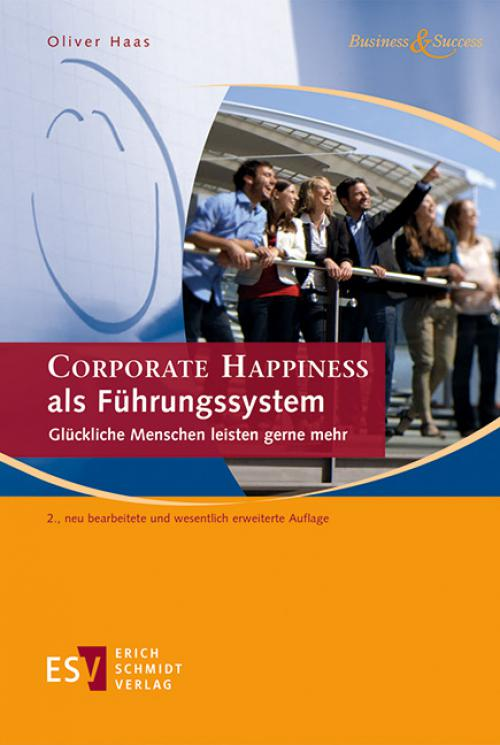 CORPORATE HAPPINESS als Führungssystem cover