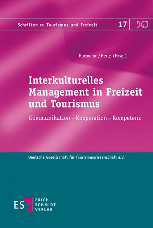Interkulturelles Management in Freizeit und Tourismus cover