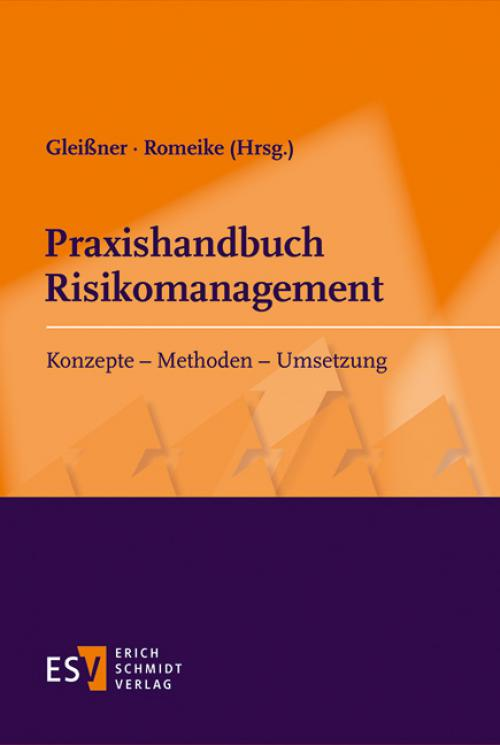 Praxishandbuch Risikomanagement cover