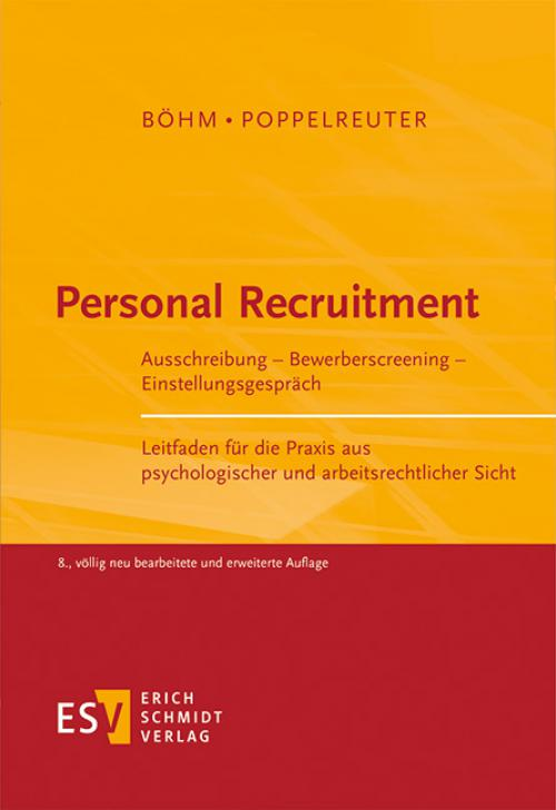 Personal Recruitment cover