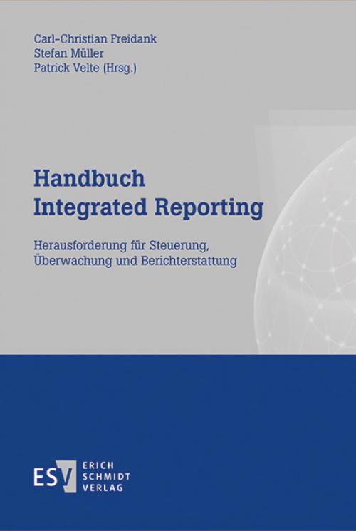 Handbuch Integrated Reporting cover
