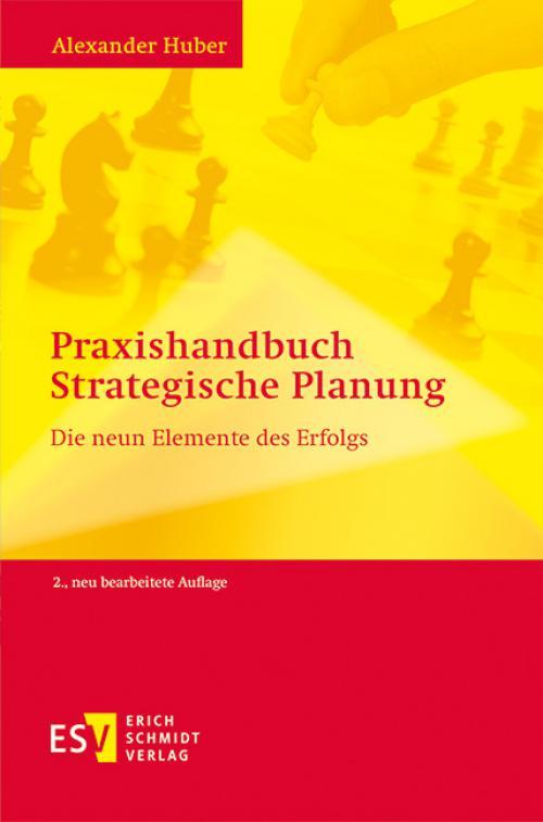 Praxishandbuch Strategische Planung cover