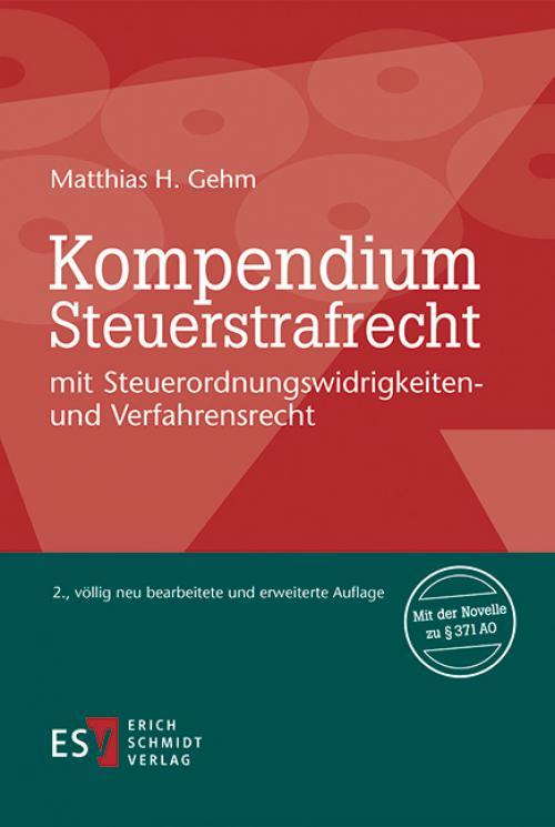 Kompendium Steuerstrafrecht cover