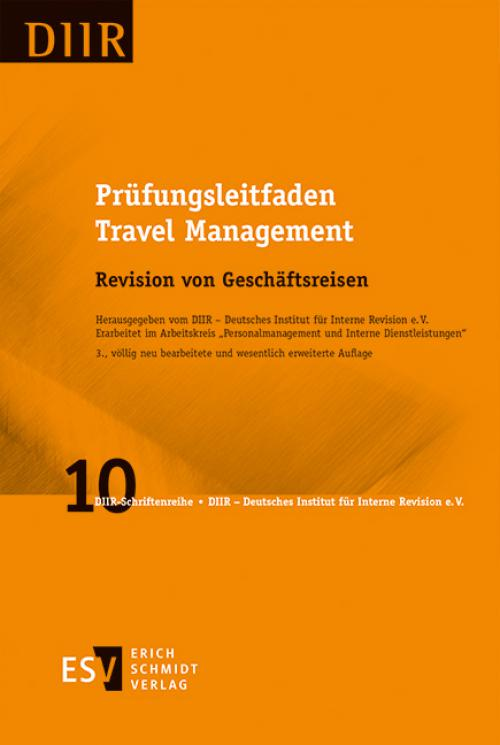 Prüfungsleitfaden Travel Management cover