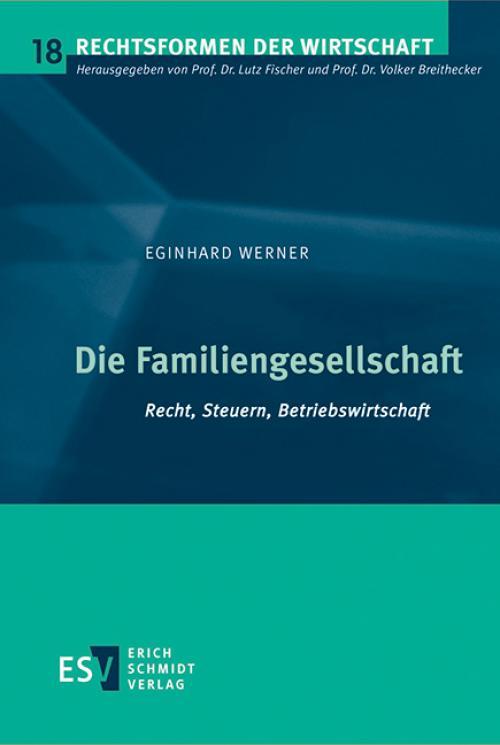 Die Familiengesellschaft cover
