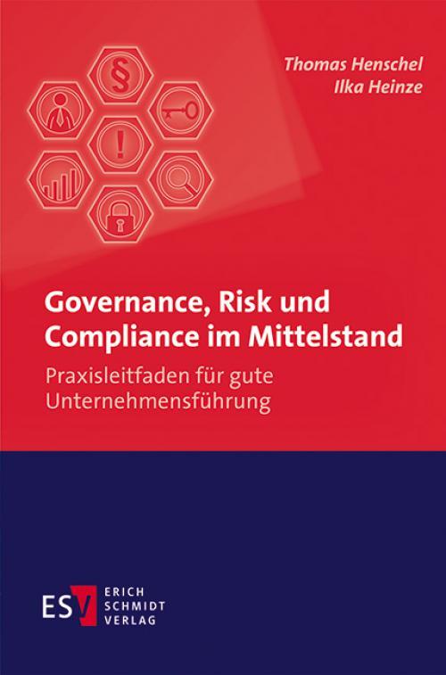 Governance, Risk und Compliance im Mittelstand cover