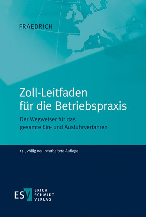 Zoll-Leitfaden für die Betriebspraxis cover