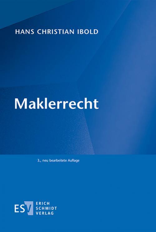 Maklerrecht cover