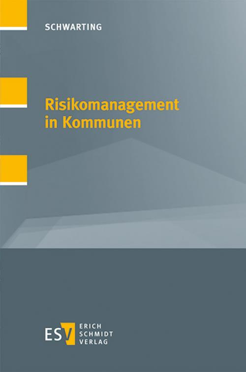 Risikomanagement in Kommunen cover
