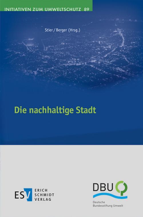 Die nachhaltige Stadt cover