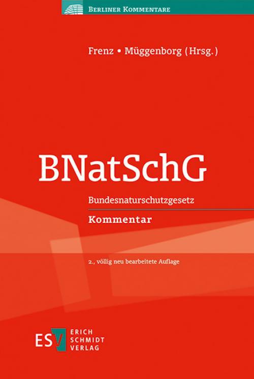 BNatSchG cover