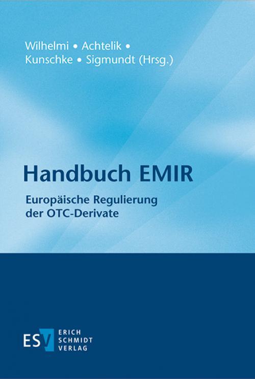 Handbuch EMIR cover