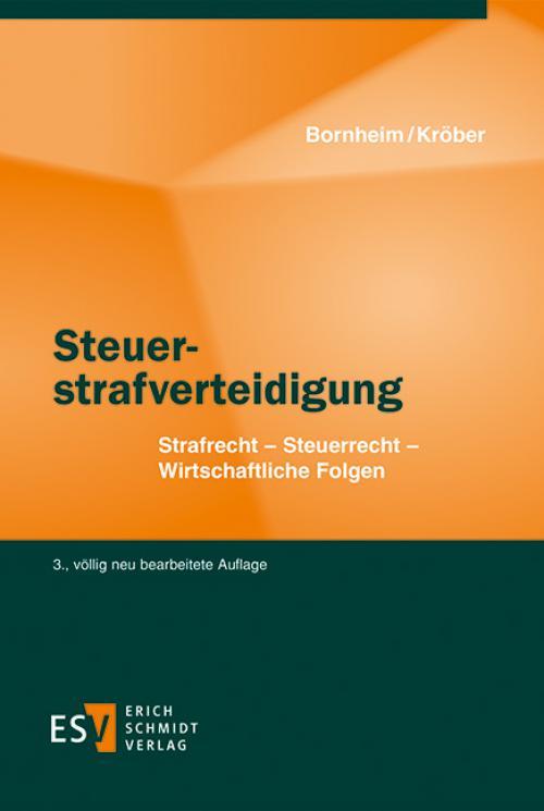 Steuerstrafverteidigung cover