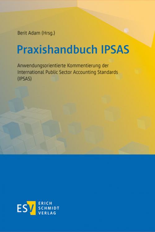 Praxishandbuch IPSAS cover