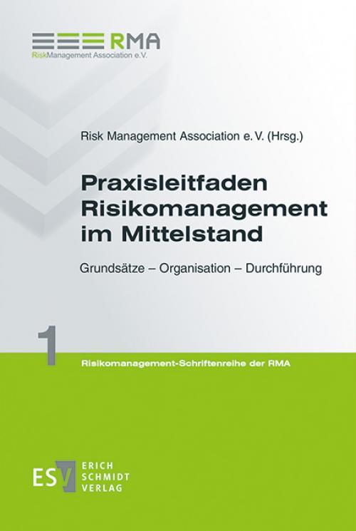 Praxisleitfaden Risikomanagement im Mittelstand cover